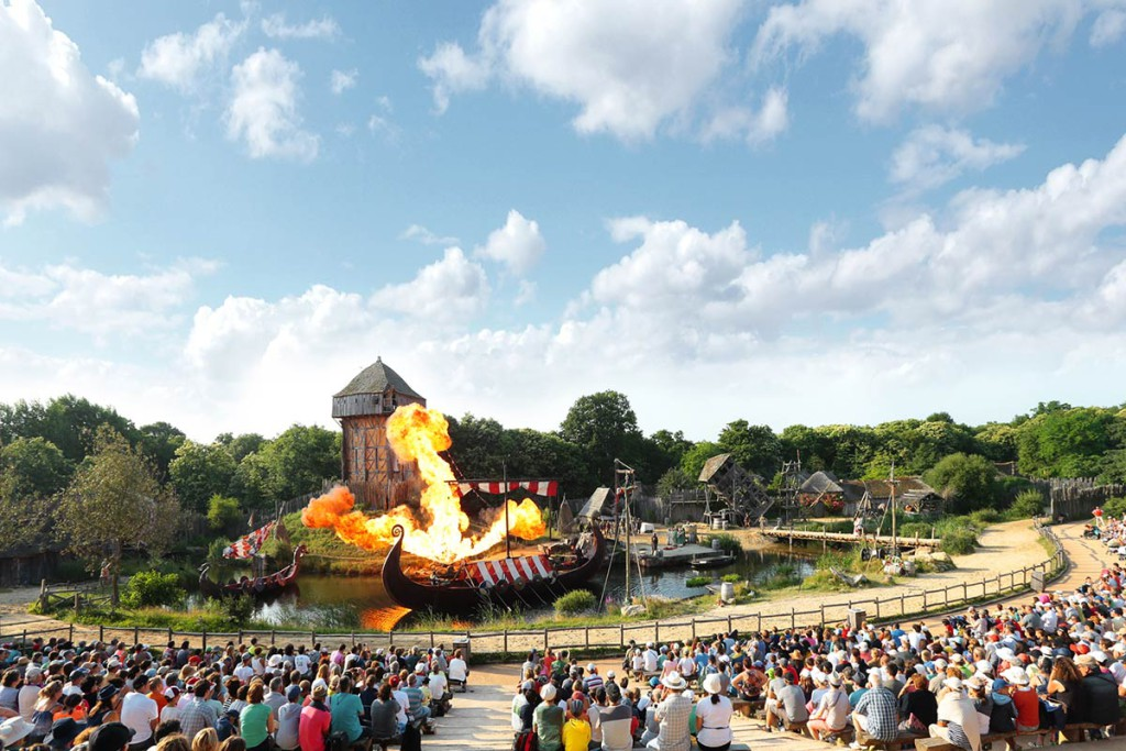 Puy du Fou camping