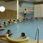 Saint Jean de Monts camping piscine couverte