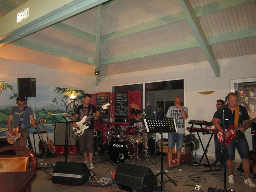 camping animations orchestre