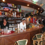 le bar du camping Saint Jean de monts
