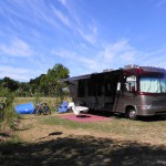 Emplacmement camping-car st jean de monts