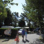 camping avec emplacements