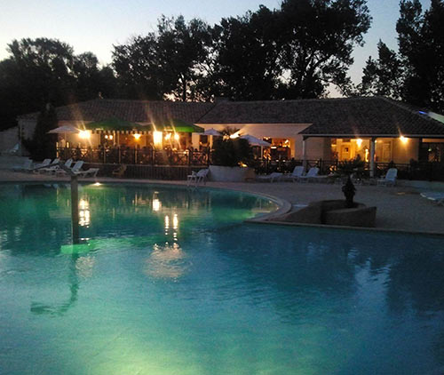 campsite st jean de monts with swimming pool