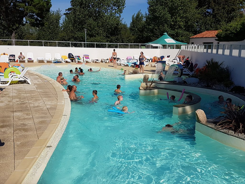 Promotion camping Piscine